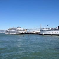 Das Foto wurde bei Pier 35 von Margo V. am 8/17/2012 aufgenommen