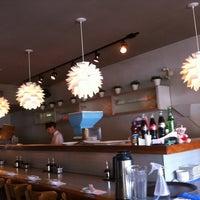Photo taken at Towa Sushi by Jim L. on 5/16/2012