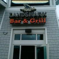 Photo taken at Landshark Bar & Grill by Jesus R. on 9/2/2012