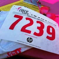 Photo taken at Susan G Komen Race For The Cure North Texas by Israel D. on 6/9/2012