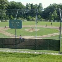 Photo taken at EMC Baseball Fields by Dexter S. on 6/9/2012