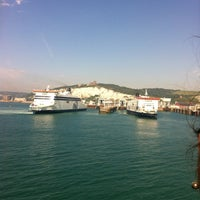 Photo taken at Port of Dover Ferry Terminal by Ben S. on 8/12/2012