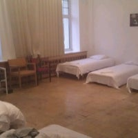 Photo taken at Fat Margaret's Hostel by Rob v. on 12/10/2011