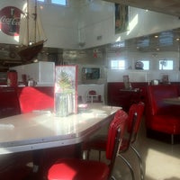 Photo taken at Ruby's Diner by Беата С. on 9/8/2012