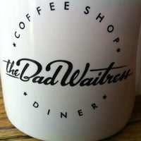 Photo taken at The Bad Waitress Diner & Coffee Shop by Mike W. on 1/22/2011
