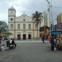 Photo taken at calcadão by Leonardo S. on 11/14/2011