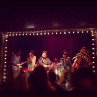 Photo taken at Union Pool by Giselle G. on 9/4/2012