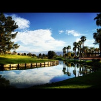 Photo taken at The Westin Mission Hills Golf Resort & Spa by Bryan L. on 3/11/2012