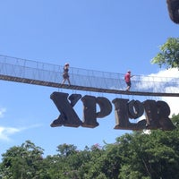 Photo taken at Xplor by CarlosEdoardo O. on 7/21/2012