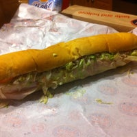 Photo taken at Jersey Mike's Subs by Tim M. on 1/21/2011