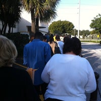 Photo taken at Palm Beach County Tax Collector by Karen on 2/3/2011