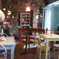 Photo taken at Amada Cafe by Elita d. on 9/10/2011