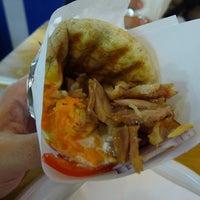 Photo taken at Leonidas Gyros by Szecsa on 12/21/2011