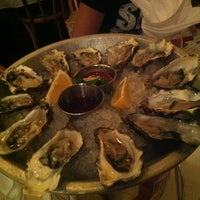 Photo taken at Hyde Street Seafood House & Raw Bar by Erica N. on 10/18/2011