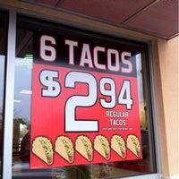 Photo taken at Del Taco by Jon W. on 1/28/2011