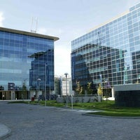 Photo taken at BBVA-TyO Tablas II (BBVAtech) by BBVAtech on 8/5/2011