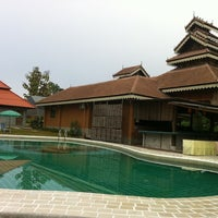 Photo taken at Paicome Hideaway Resort Pai by PimmY M. on 12/30/2011