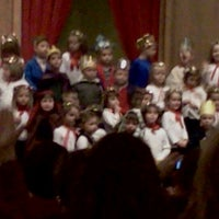 Photo taken at First Christian Church by Ginny K. on 12/15/2011