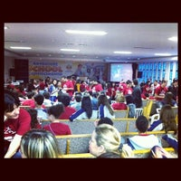Photo taken at Colégio Adventista da Liberdade by Jatir M. on 8/26/2012