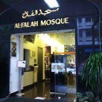 Снимок сделан в Al-Falah Mosque пользователем NiZ jEnesiS 2/20/2011