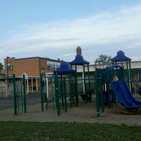 Photo taken at Playground @ Mt Eagle Elementary by Tate H. on 8/23/2011