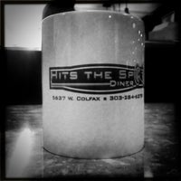 Photo taken at Hits The Spot Diner by Cam B. on 7/29/2011