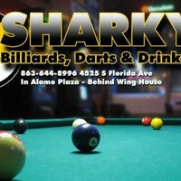 Photo taken at Sharky's Billiards by Dan the Man on 9/29/2011