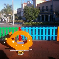 Photo taken at Parque Infantil Plaza 1° de Mayo by MIGUEL A. N. on 5/7/2011