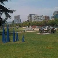 Foto tirada no(a) Parque de las Esculturas por Leonardo Z. em 1/6/2012