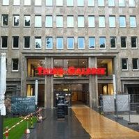 Das Foto wurde bei Thier-Galerie von Lars P. am 9/14/2011 aufgenommen