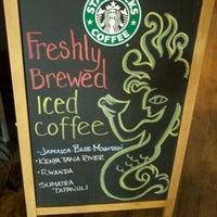 Photo taken at Starbucks by Celeste Z. on 8/19/2011