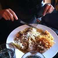 Photo taken at Salsa & Agave Mexican Grill by Alonso L. on 5/24/2012