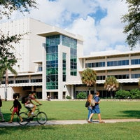 Photo taken at Otto G. Richter Library by UnivMiami on 8/26/2011