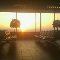 Photo taken at Sofia Airport (SOF) by Kalin I. on 8/27/2011