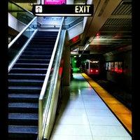 Photo taken at Van Ness MUNI Metro Station by Rosemarie M. on 8/29/2012