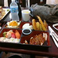 Photo taken at Edohana Sushi by Jody on 8/6/2011