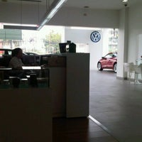 Photo taken at Volkswagen Raminthra. by vfranks .. on 3/15/2011