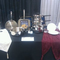 Photo taken at Baton Rouge Bridal Show by Norman H. on 7/17/2011