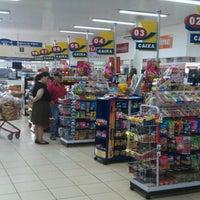 Photo taken at Supermercado Consalter by Mari V. on 4/17/2012