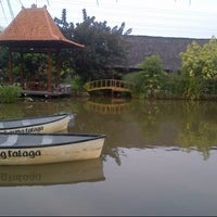 Photo taken at Saung Talaga by Astrid Y. on 7/26/2012