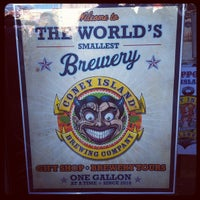 Photo taken at Coney Island Brewing Company by Octavio D. on 6/24/2012