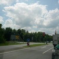 Photo taken at Industriepark Bocholt by Keenora F. on 6/14/2012