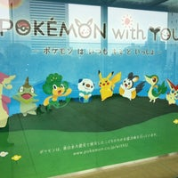 Photo taken at Pokémon Center TOKYO by Masahide M. on 3/8/2012