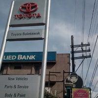 Photo taken at Toyota Balintawak by ♚ The Third on 1/9/2012