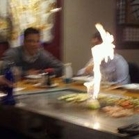 Photo taken at Mikado Teppanyaki by Peggy D. on 10/22/2011
