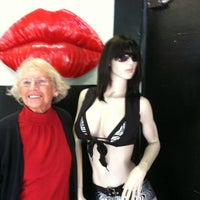 Photo taken at Miami's Vice Adult Store by David C. on 11/26/2011
