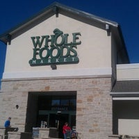 Photo taken at Whole Foods Market by Brenda R. on 10/1/2011