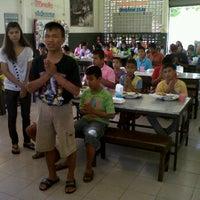 Photo taken at โรงเรียนคนตาบอด  จ.สุราษฎร์ธานี by tHANt W. on 9/4/2011