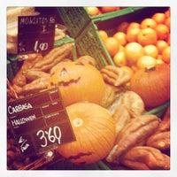 Photo taken at Carrefour Market by Vita P. on 10/15/2011