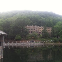 Photo taken at Assembly Inn by Willa B. on 6/24/2011